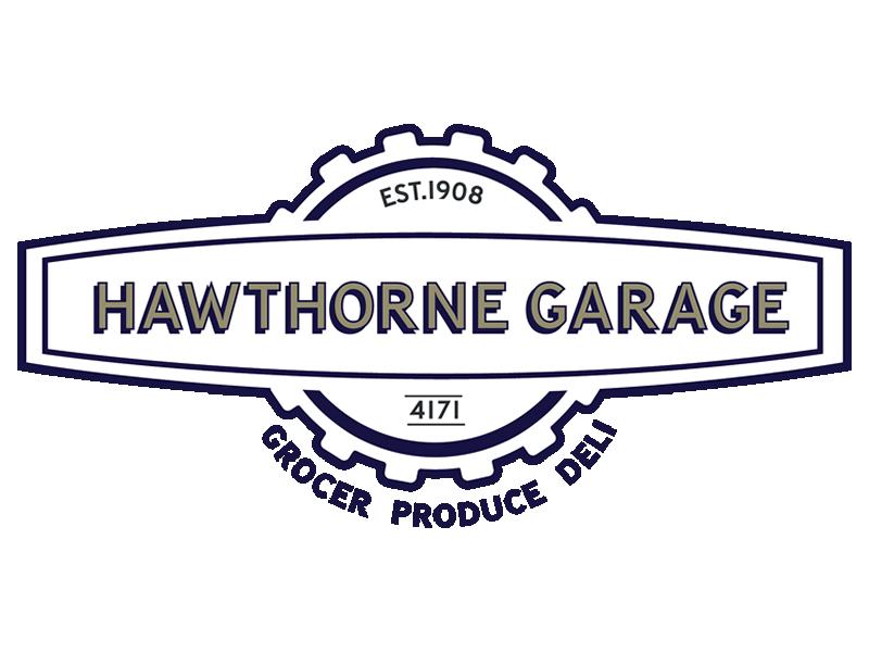 Hawthorn Garage Logo